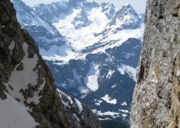 """""""Neue Welt"""" die Freerideabfahrt der Zugspitze"""