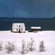 Lodge am Meer Skitour Island