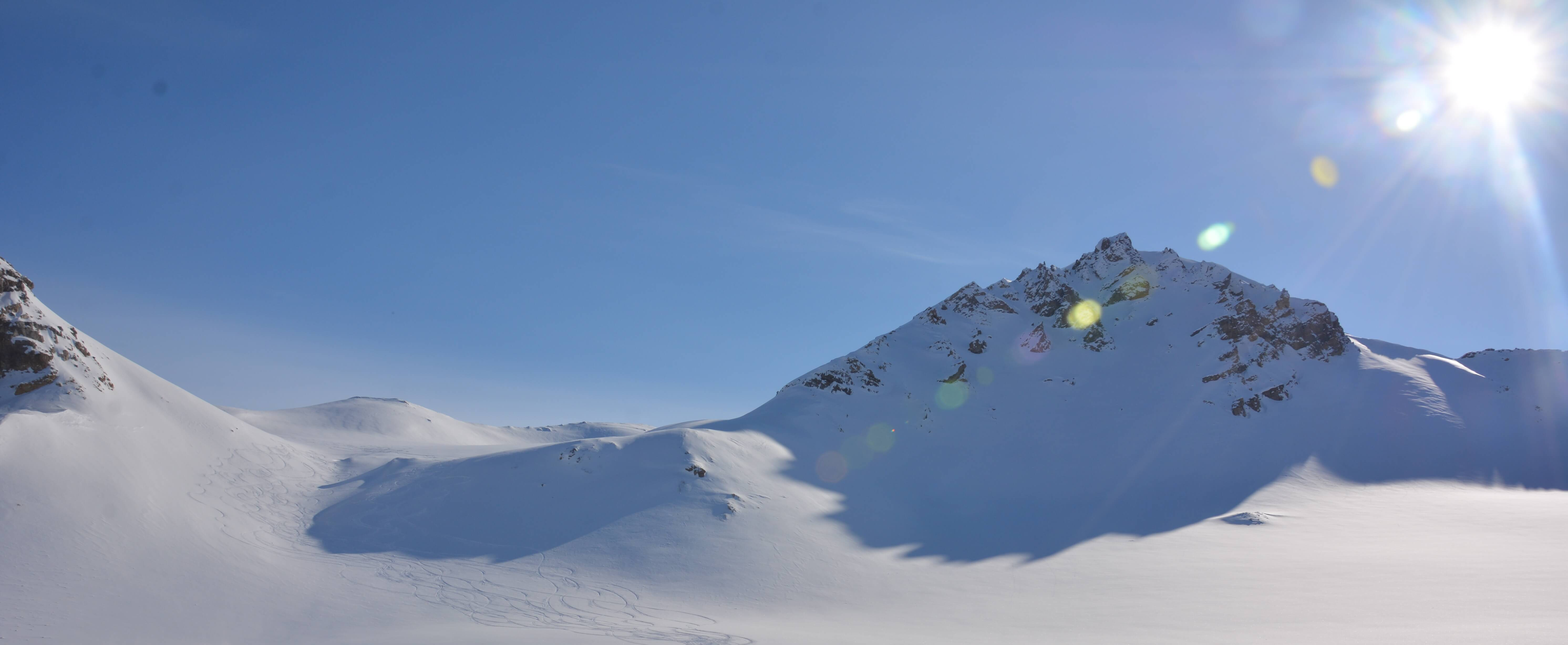 Spitzbergen Skitouren