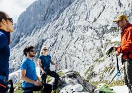 Bergsteiger- und Kletterkurs