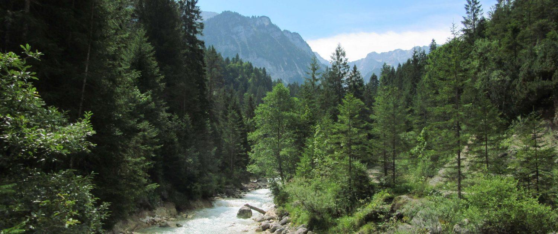 Zugspitze via Reintal