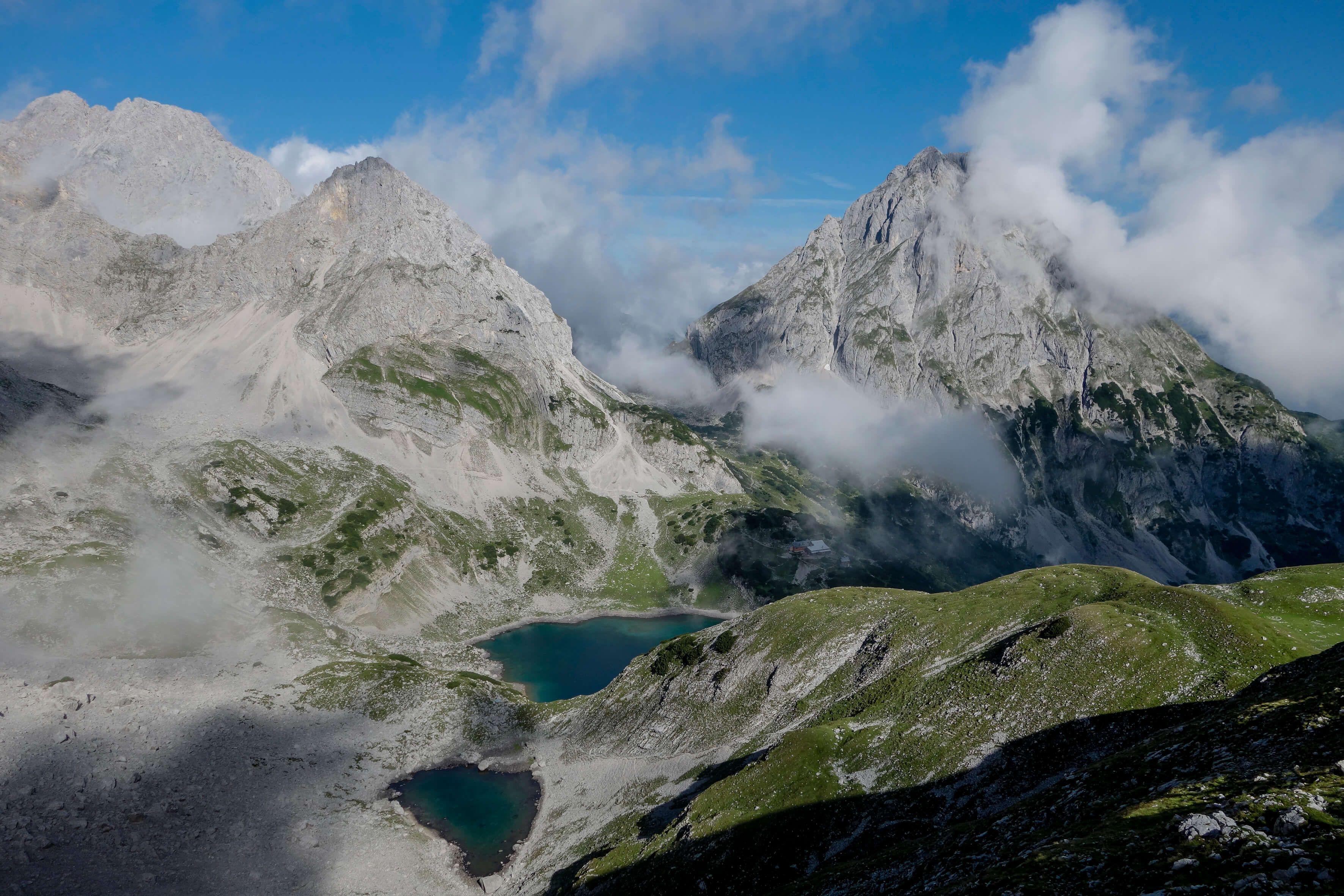Kletterausrüstung Garmisch Leihen : Alpenüberquerung garmisch meran zu fuß wandern