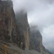Klettern Dolomiten
