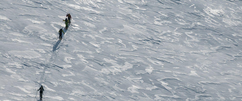 Spitzbergen Skitour
