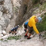 Klettersteigwoche Dolomiten