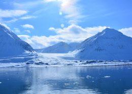 Spitzbergen Skitourenreise