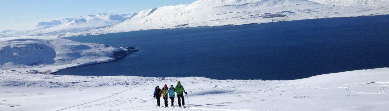Unsere Skitourenreise auf Island mit Bergführer