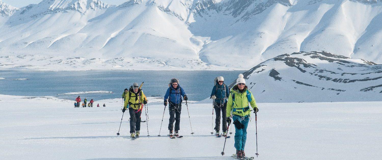 Die Bergführer Skitouren