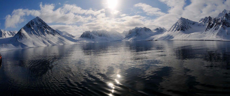 Die Bergführer Spitzbergen