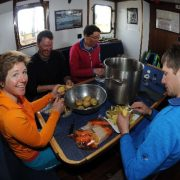Skitourenreise Spitzbergen