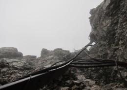Kletterführung auf die Zugspitze