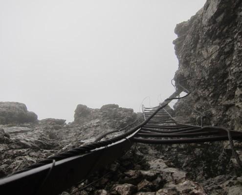 neue Route auf die Zugspitze