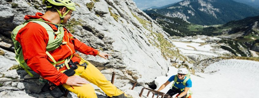 Führung auf die Alpspitze