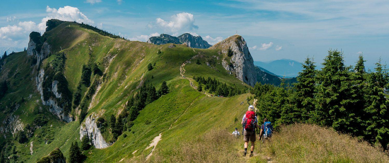 Von Lenggries zur Zugspitze