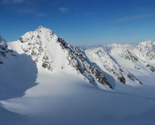 Skitourenreise Norwegen