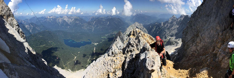 Zugspitz Klettersteig