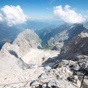 Höllental Klettersteig