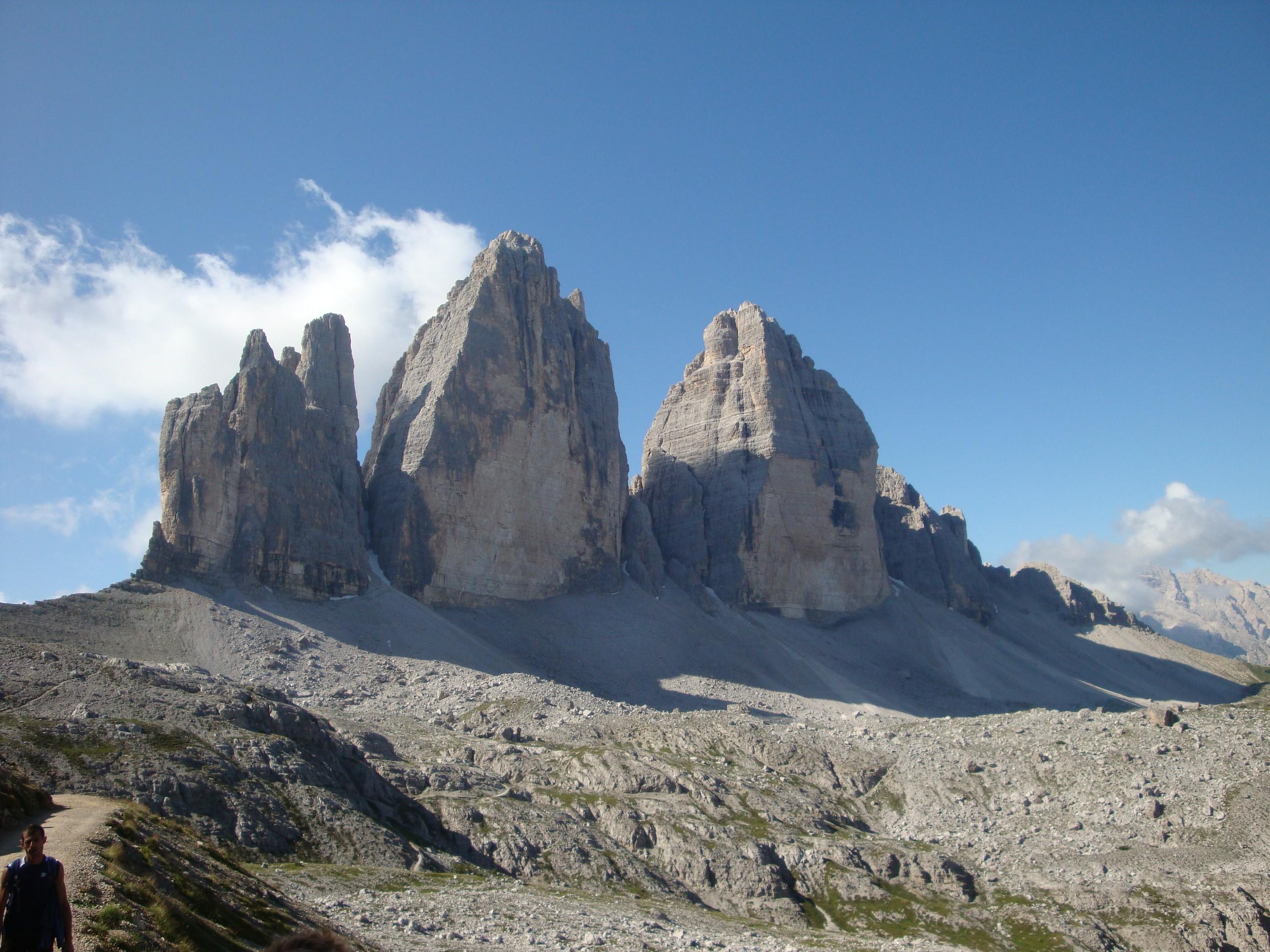 Klettersteigset Verleih Berchtesgaden : Alpenüberquerung watzmann drei zinnen die bergführer