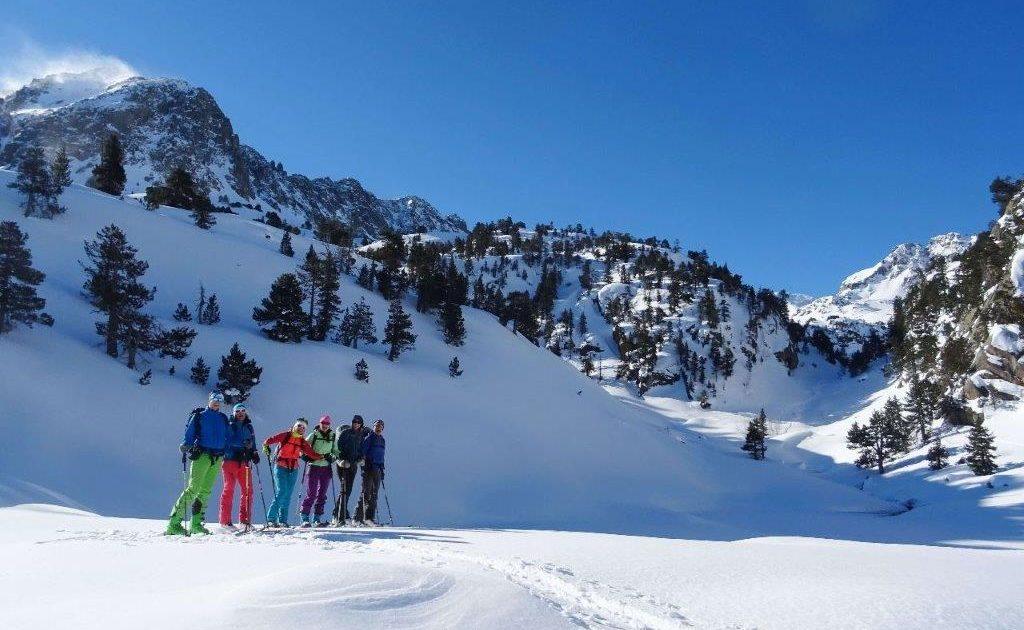 Skitourenreise in die Pyrenäen