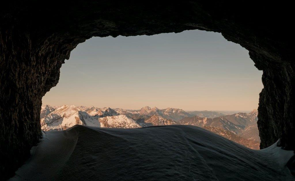 Kletterführung Eisenzeit auf die Zugspitze