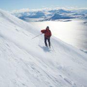 Skitouren Norwegen Senja