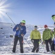 Lawinenkurs für Skitouren- und Splitboardgeher