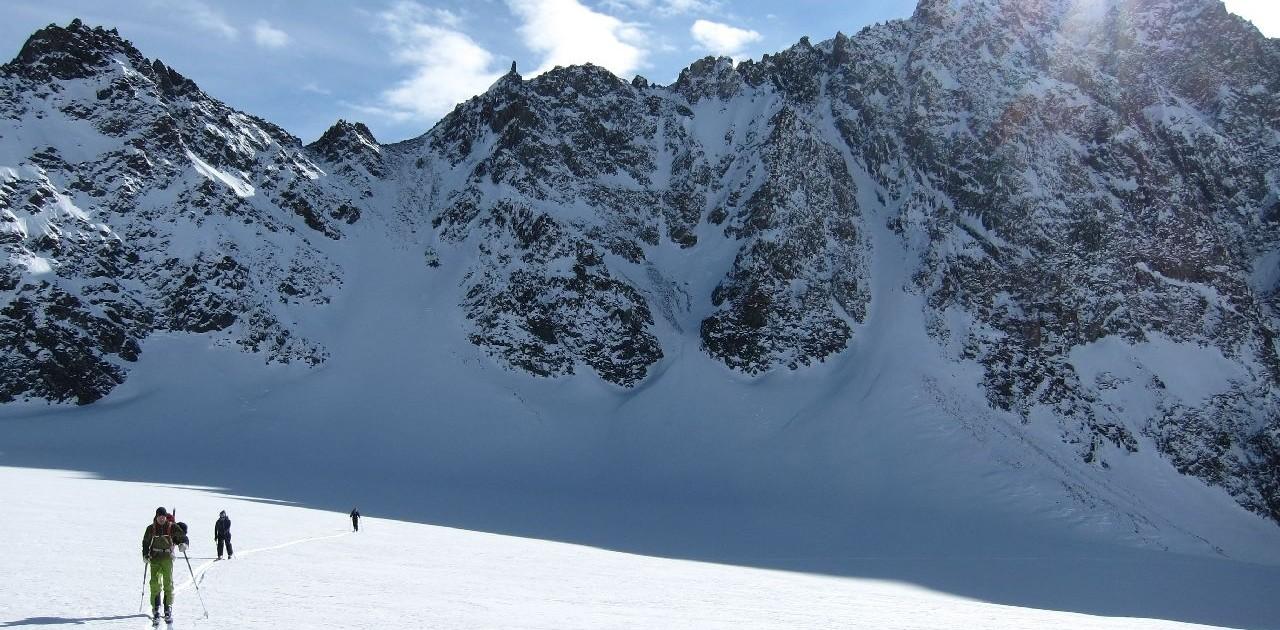 Skitouren mit Bergführer