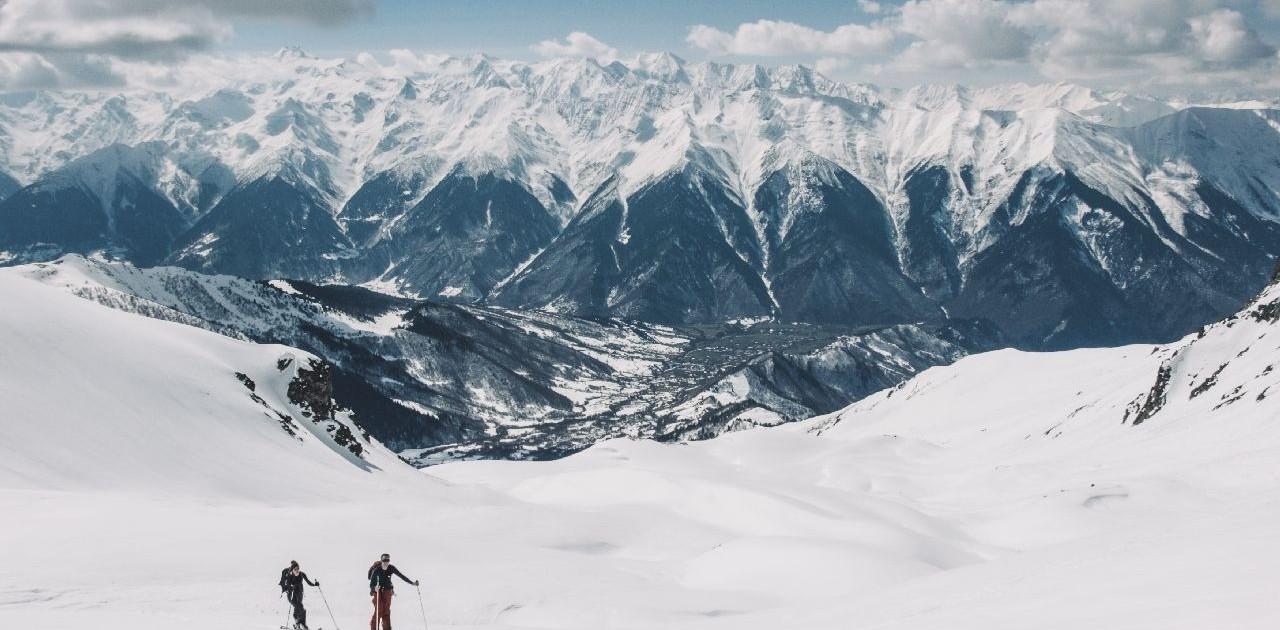 Skitourenreise Georgien