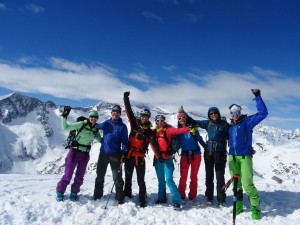 Pyrenees Skitouring
