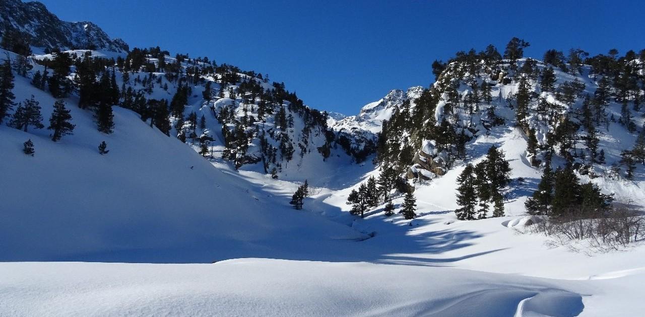 Zentralpyrenäen Skitouren