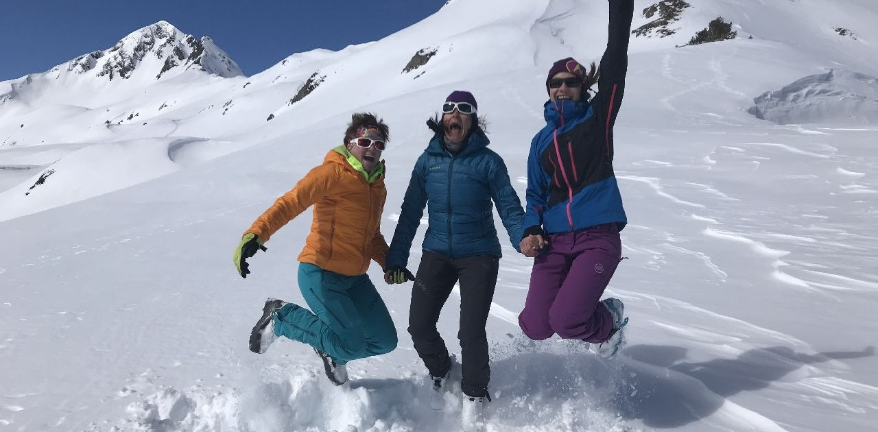 Skitouren spanische Pyrenäen