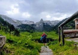 Fantastische Bergkulisse Garmisch Meran