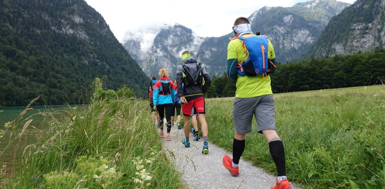 Speedtransalp Garmisch geführt