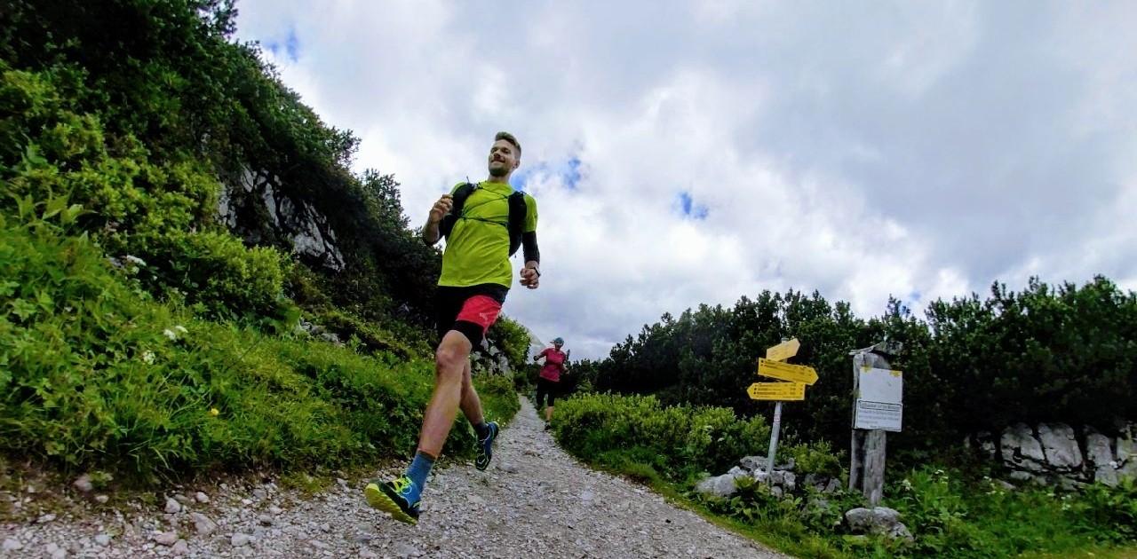 Transalpine-Run von Garmisch nach Merand