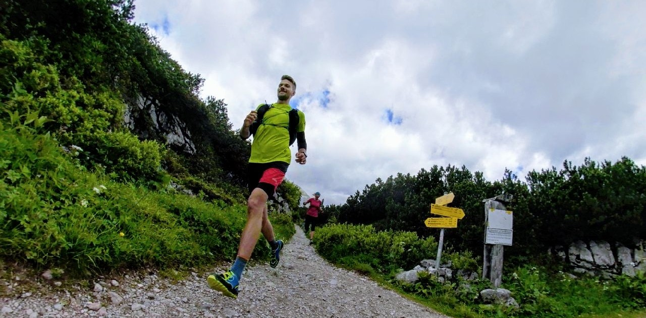 Transalpine-Run Garmisch Meran