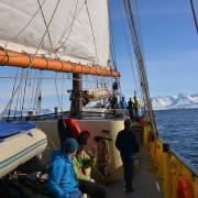 Eindrucksvolle Skitouren auf Spitzbergen mit der Noorderlicht