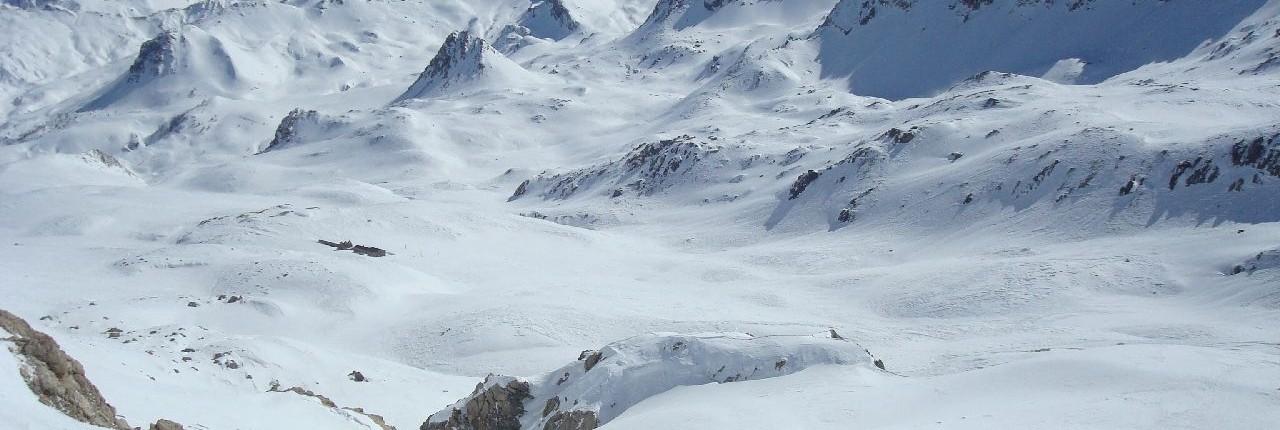 Skitouren Piemont