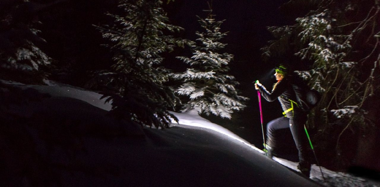 Nachtskitour Die Bergführer