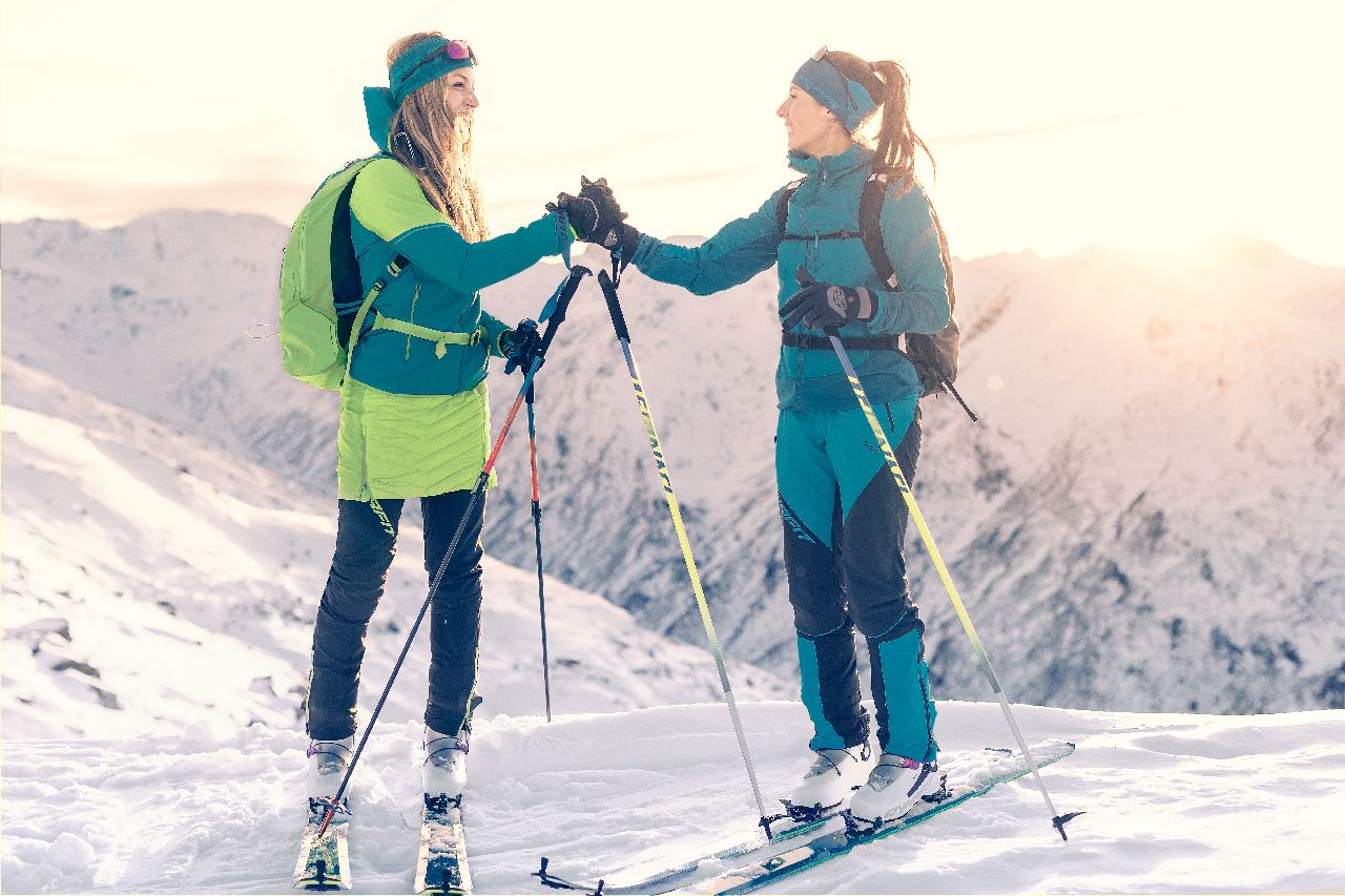Schnupperkurs für Skitourengeher
