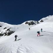 Geführte Skitouren in den Alpen