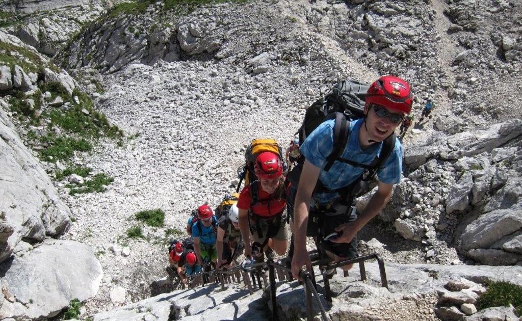 Klettersteiggenuss