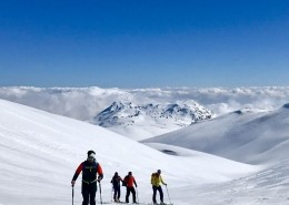 Skitouren im Firnparadies Kreta