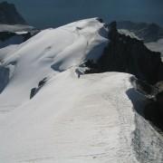 Allalinhorn & Strahlhorn 4000er Gipfel in den Westalpen für Einsteiger