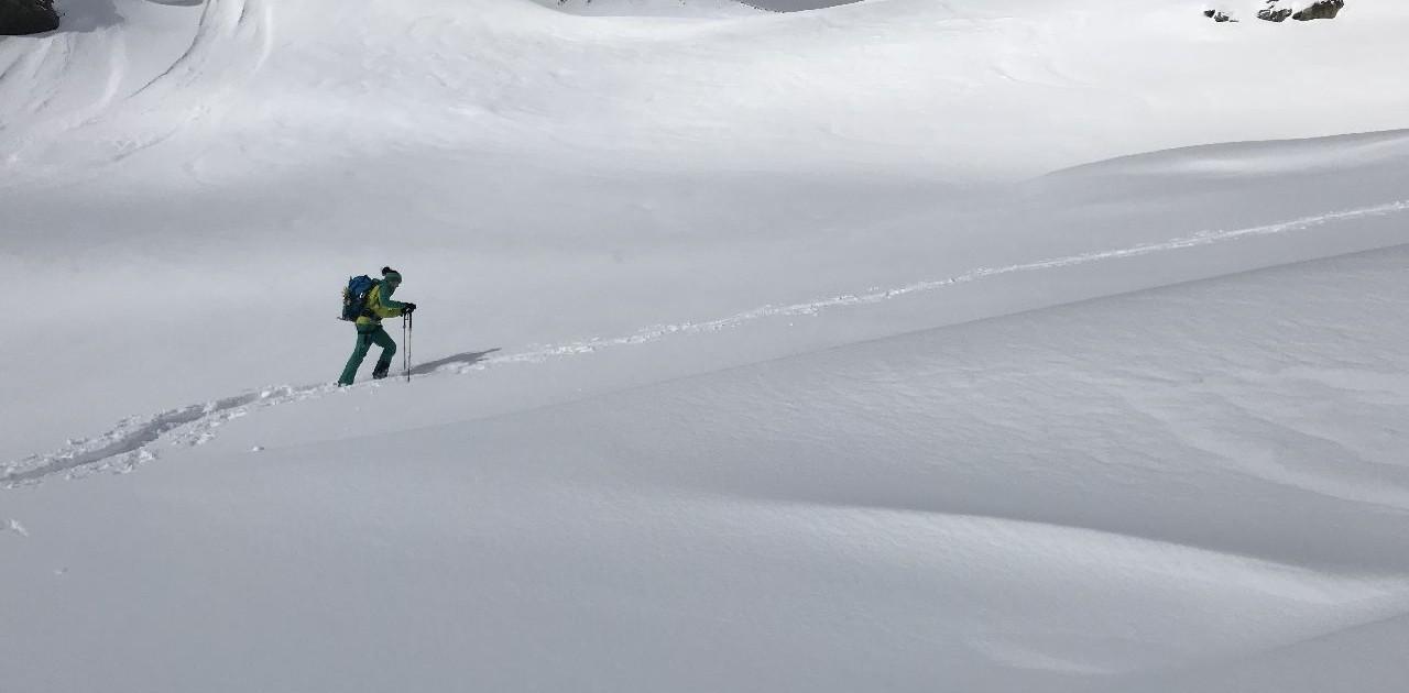 Skitour für Fortgeschrittene Silvretta