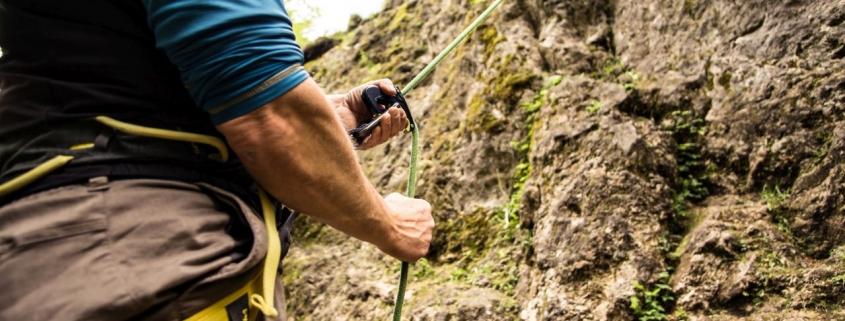 Einsteigerkurs Klettern lernen