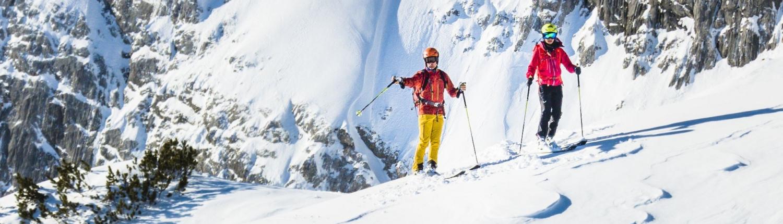 Skitour im Wetterstein