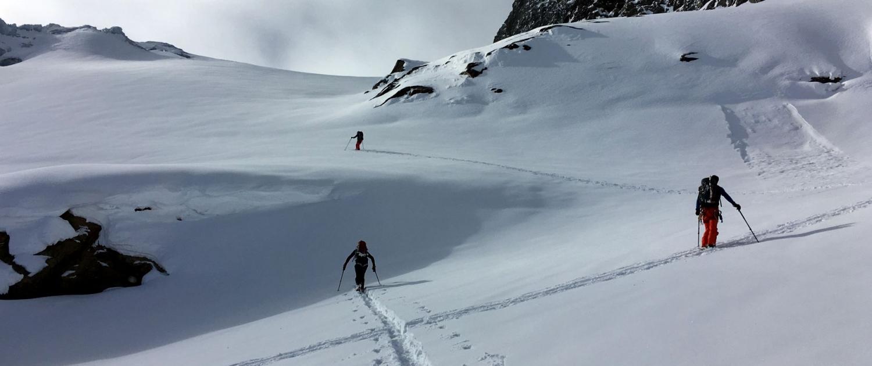 Skitouren für Einsteiger mit Hotelkomfort